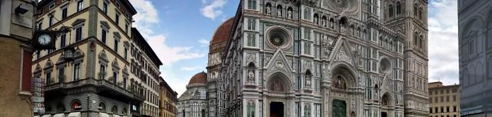 Duomo Santa Maria dei Fiori. Florencia (Italia)