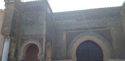 Bab al Mansur. Meknes (Marruecos)