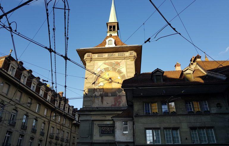 Zytglogge. Berna (Suiza)