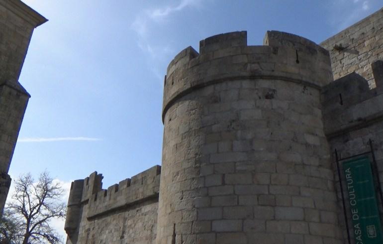 Castillo Condes de Benavente. Puebla de Sanabria (España)