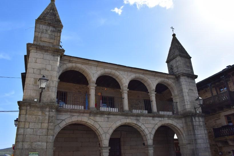 Ayuntamiento. Puebla de Sanabria (España)