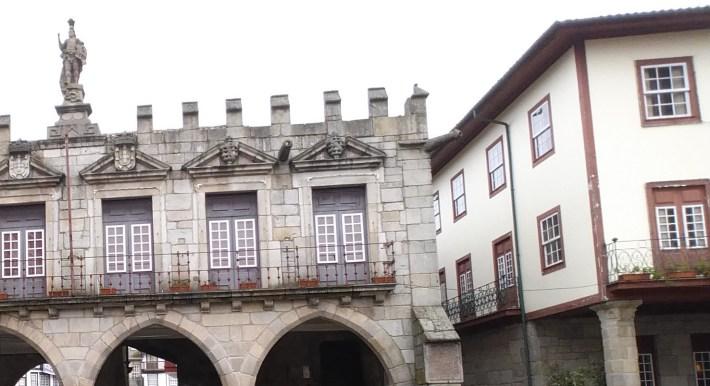Largo de Oliveira. Guimarães (Portugal)