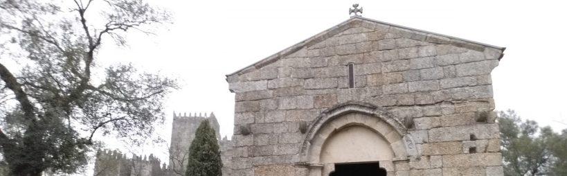 Iglesia de São Miguel do Castelo. Guimarães (Portugal)