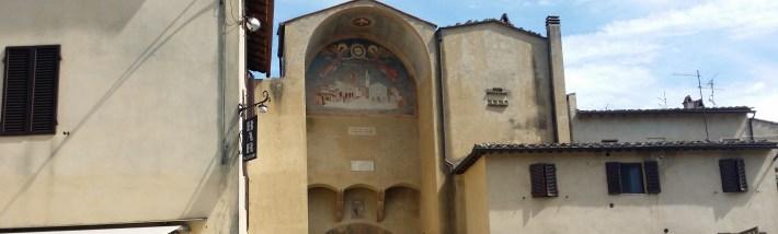 Puerta al Prato. Pienza (Italia)