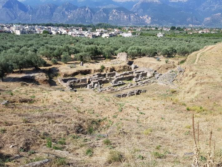 Teatro. Sparta (Grecia)