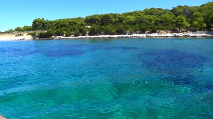 Blue Lagoon, Drvenik Veli (Croacia)