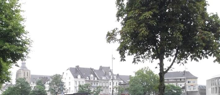 Markt van Maastricht. Maastricht (Holanda)