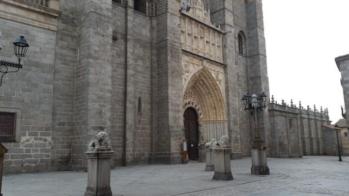 Catedral. Ávila (España)