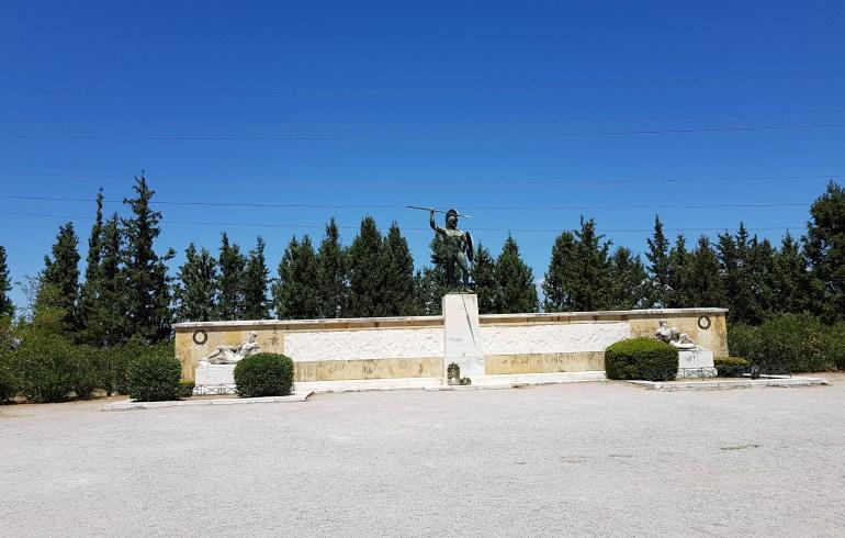 Las Termópilas (Grecia)