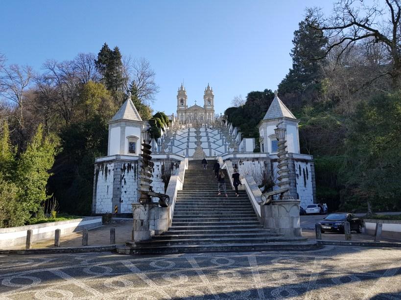 Bom Jesús. Braga (Portugal)