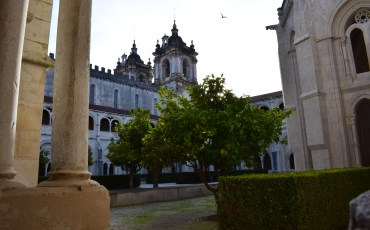 ALCOBAÇA (PORTUGAL) MARAVILLA CISTERCIENSE