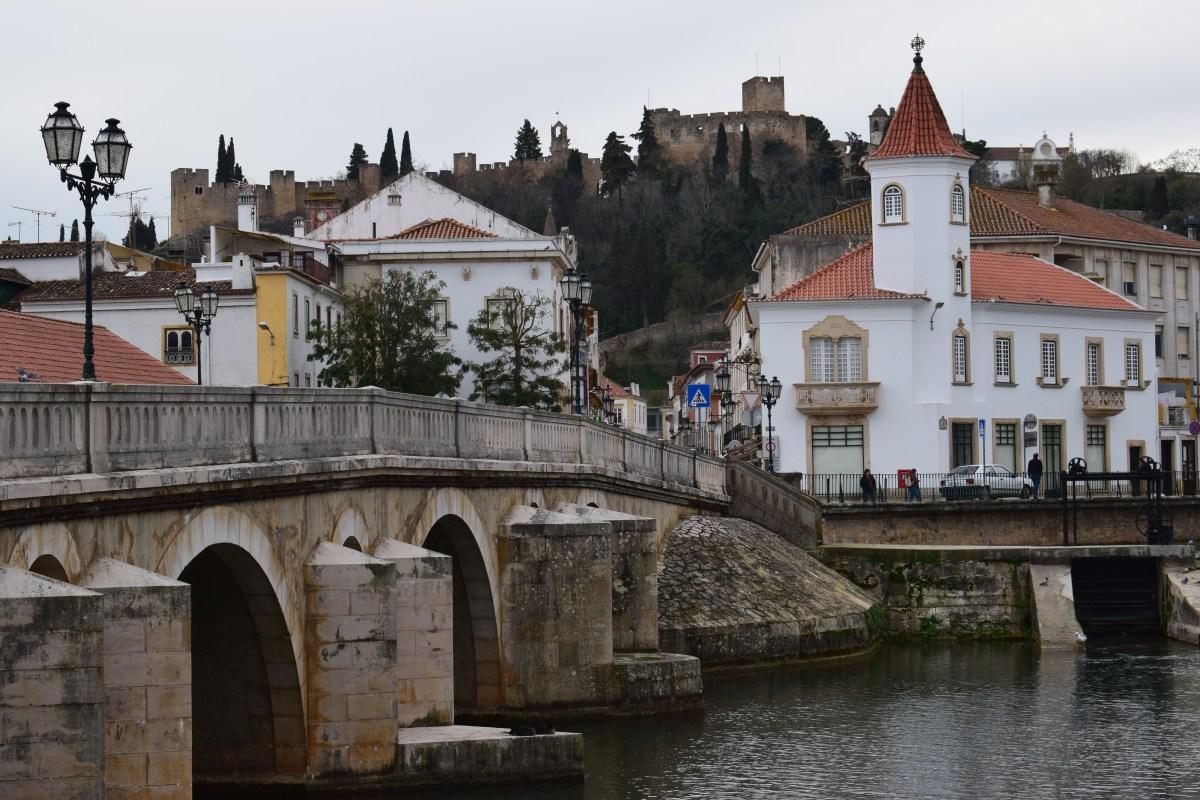TOMAR (PORTUGAL) LA JOYA TEMPLARIA