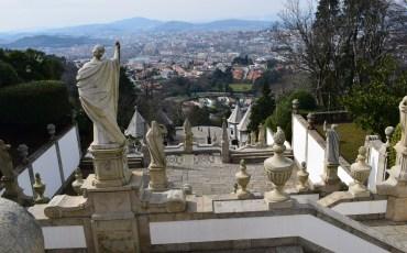BRAGA (PORTUGAL) ESENCIA BARROCA