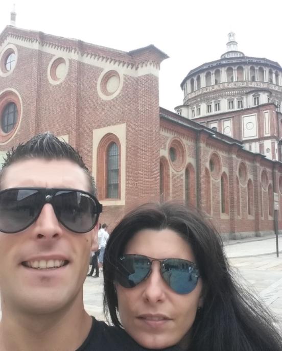 Santa Maria delle Grazie. Milán (Italia)