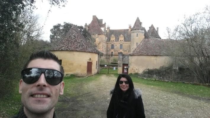 Chateau Lanquais (Francia)