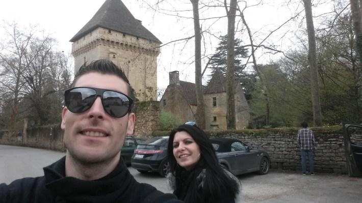 Castillo De La Salle. St. Leon Sur Vezere (Francia)