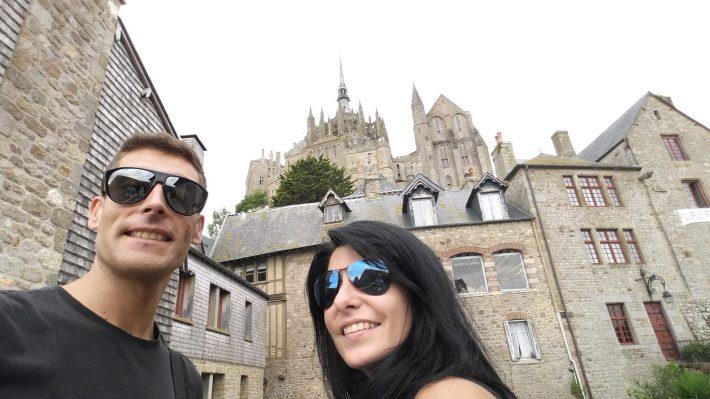Le Mont Saint Michel (Francia)