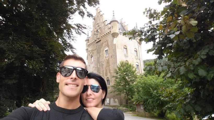 Luxemburgo. Castillo de Schoenfels