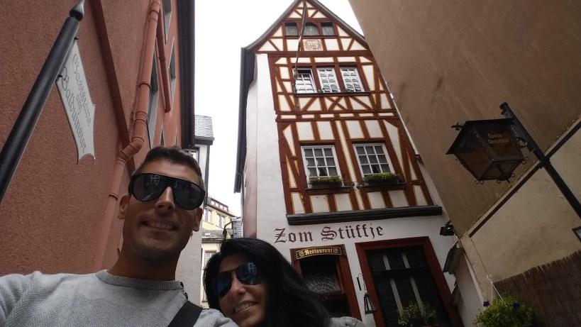 Cochem, Ruta por el Mosela (Alemania)