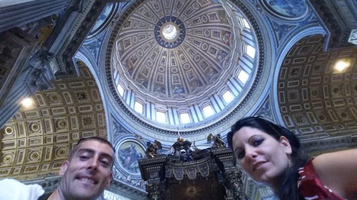 Basilica de San Pedro (C. Vaticano)