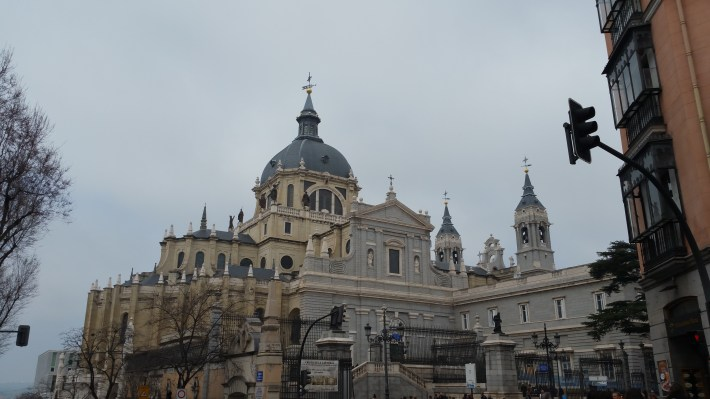 Catedral de la Almudena. Madrid (España)