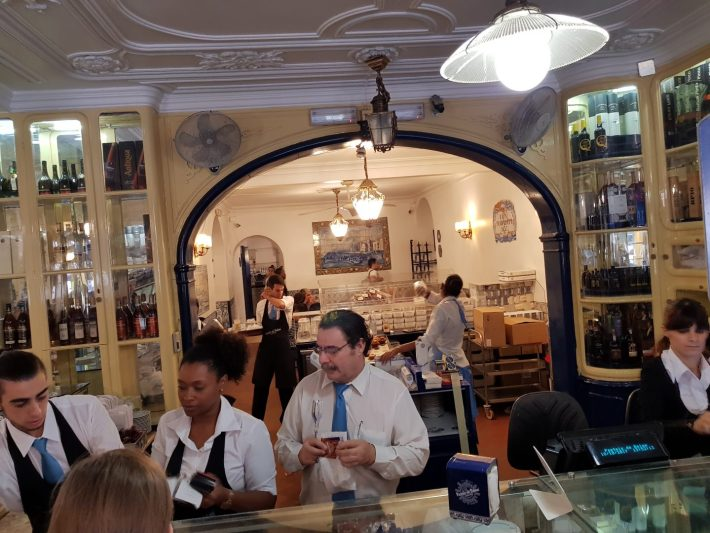 "Pastelería ""Pasteis de Belém"". Lisboa (Portugal)"