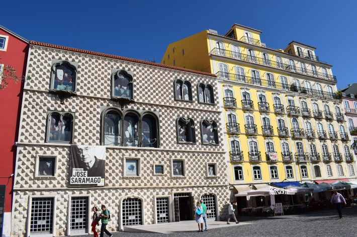 """Casa dos Bicos """"fundación Jose Saramago"""". Lisboa (Portugal)"""