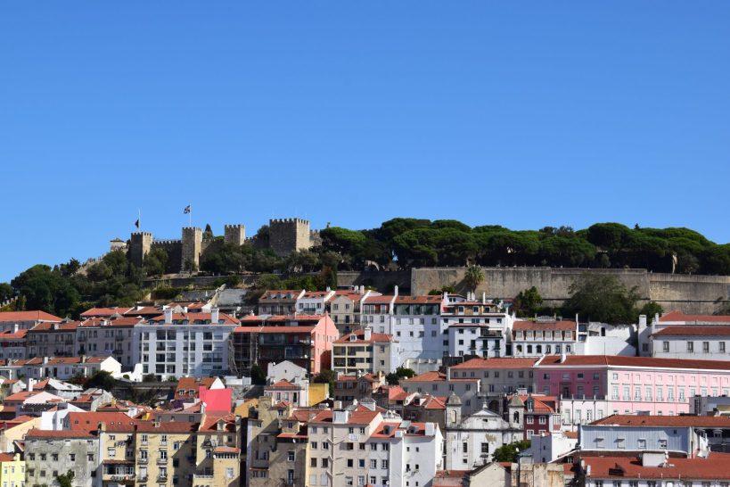 Castillo de San Jorge. Lisboa (Portugal)