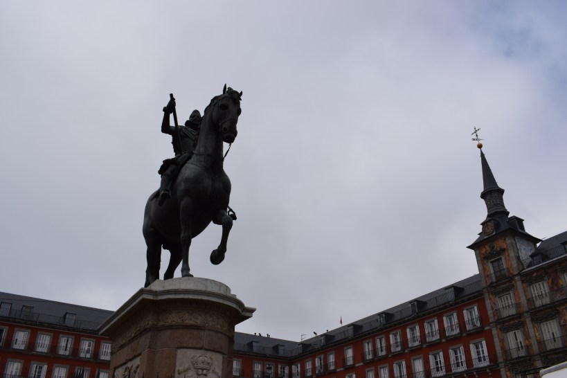 Plaza Mayor. Madrid (España)