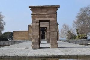 Templo de Debod. Madrid (España)