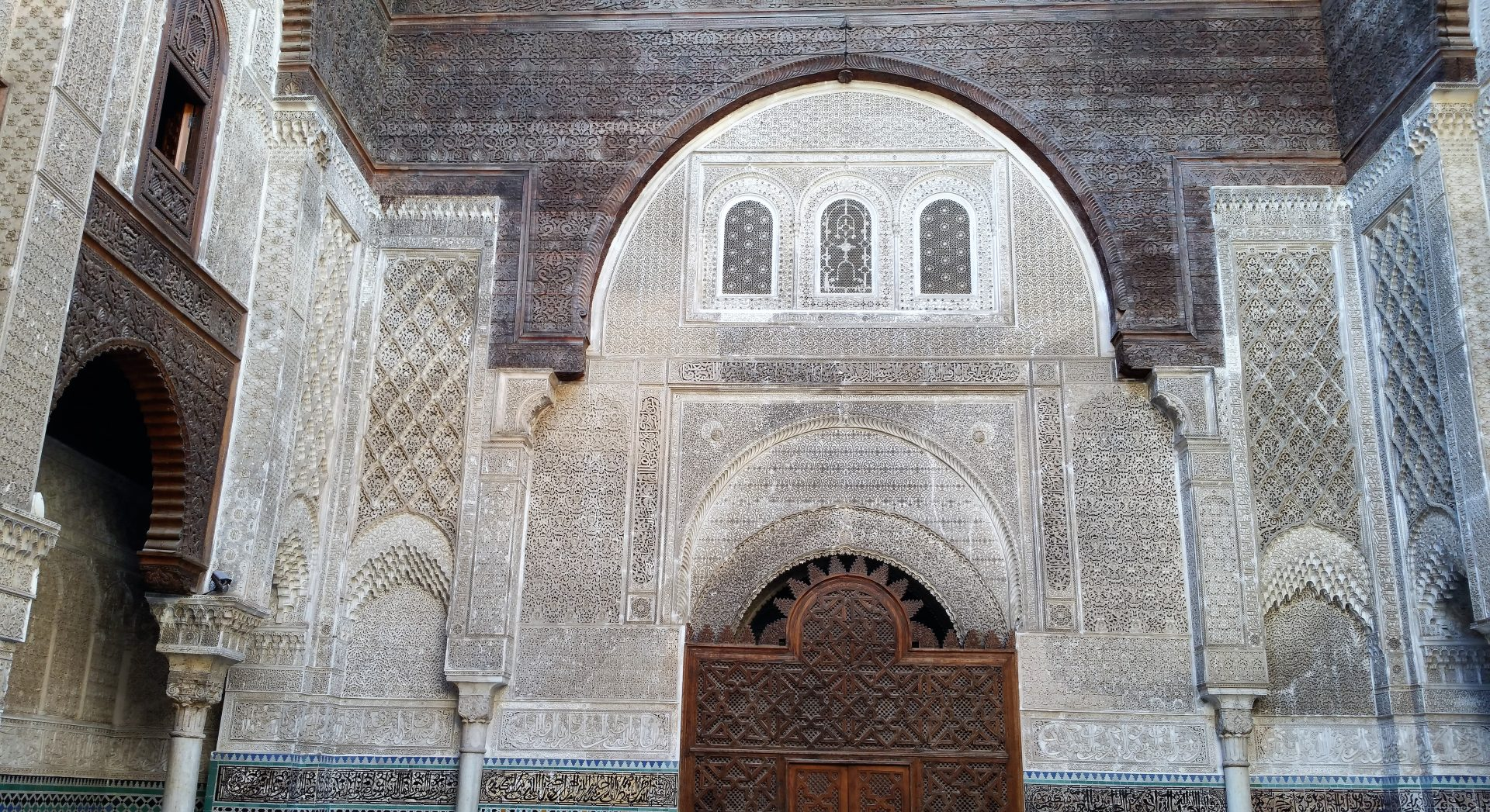 VIDEO: MADRAZA EL ATTARINE, FEZ (MARRUECOS)