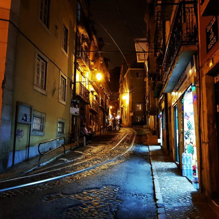 Alfama. Lisboa (Portugal)