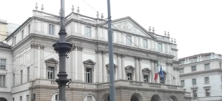 Teatro La Scala. Milan (Italia)