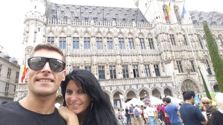 Grand Place, Bruselas (Bélgica)