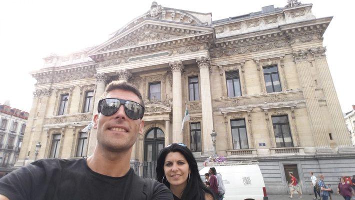 Bourse, Bruselas (Bélgica)