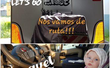 NOS VAMOS DE RUTA EN AUTOCARAVANA!!!