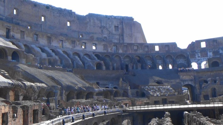 El Coliseo, Roma (Italia)