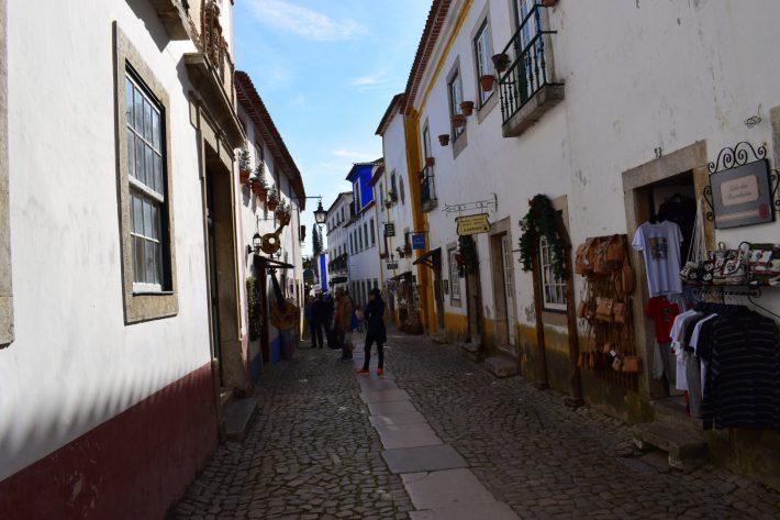 Rúa Direita, Óbidos (Portugal)
