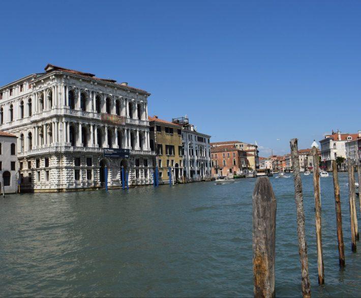Ca' Pessaro, Gran Canal, Venecia (Italia)