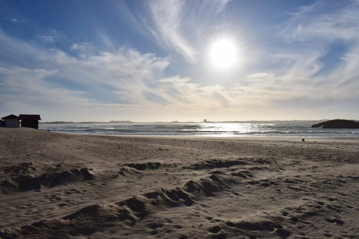 Playa Baleal, Peniche (Portugal)