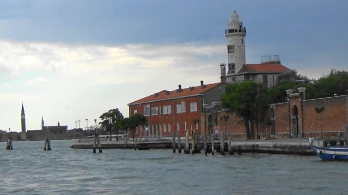 Faro de Murano, Venecia (Italia)