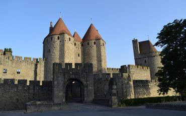 VIDEO: CARCASSONNE (FRANCIA) LA ESPECTACULAR CIUDADELA MEDIEVAL
