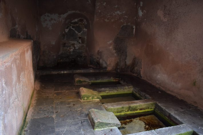 Lavadero medieval, Cefalú, Sicilia (Italia)