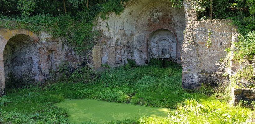 Ninfeo di Egeria, Via Appia Antica, Roma (Italia)