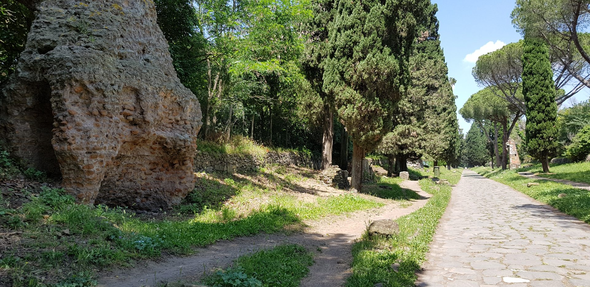 VIDEO: VIA APPIA ANTICA, ROMA (ITALIA)