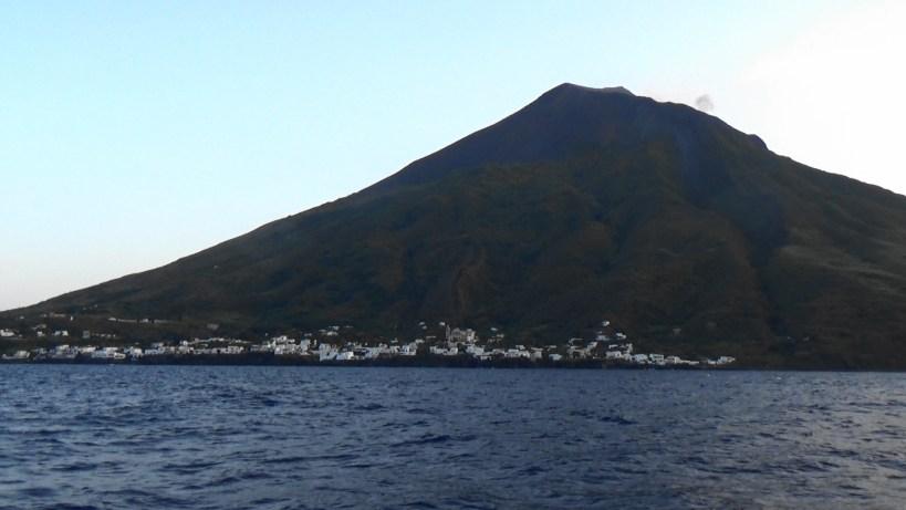 Stromboli, Islas Eolias, Sicilia (Italia)