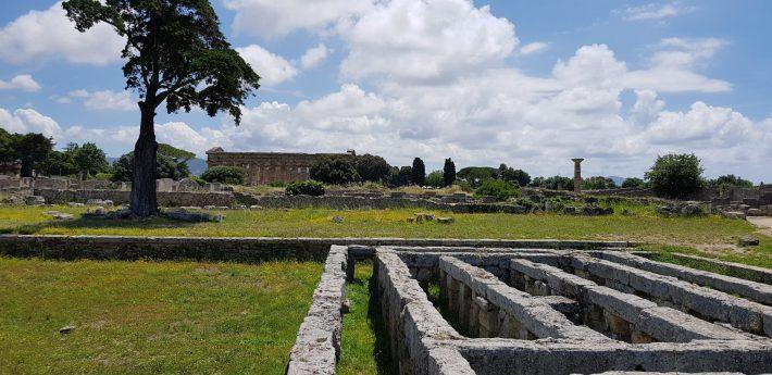 Paestum, Campania (Italia)