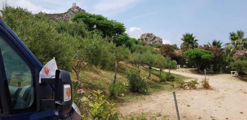 Agricampeggio, Scopello, Sicilia (Italia)