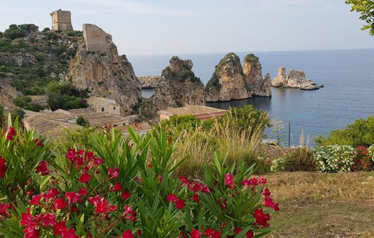 Scopello, Sicilia (Italia)