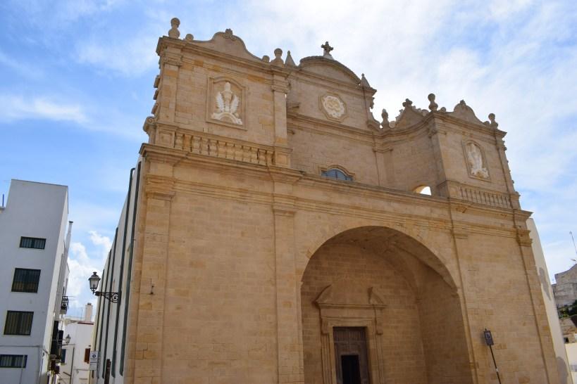 Chiesa San Francesco d´Assisi, Gallipoli, Puglia (Italia)